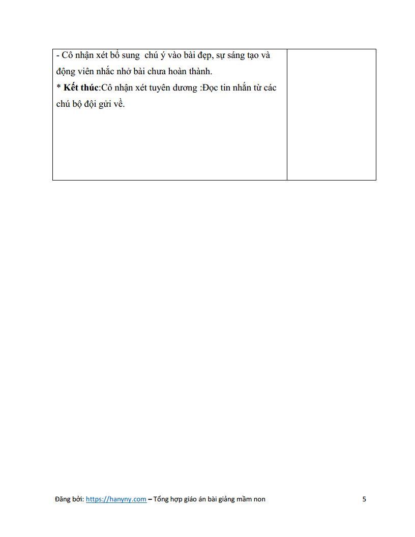 Giáo án mầm non tạo hình vẽ thuyền trên biển_trang4