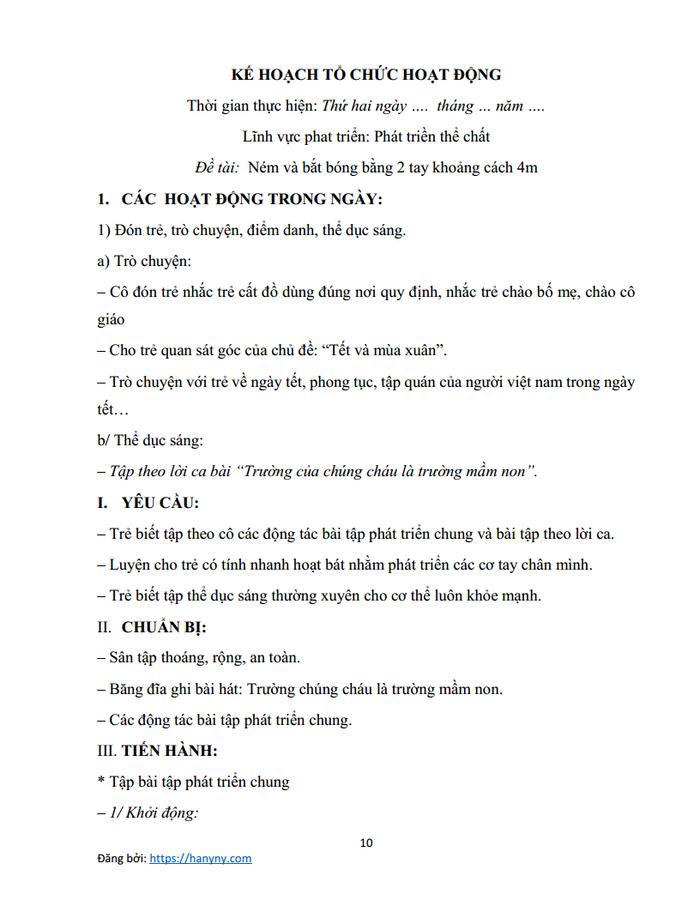 Trọn bộ giáo án mầm non lớp lá 5-6 tuổi_trang9