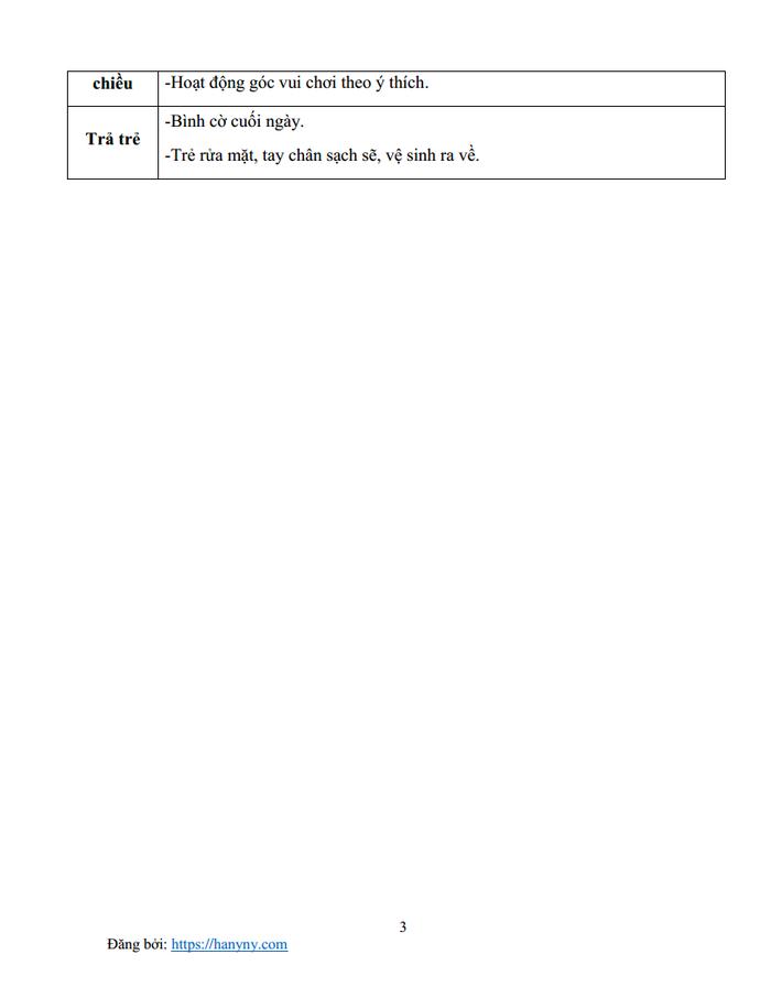 Giáo án mầm non chủ đề trường mầm non 2_trang2