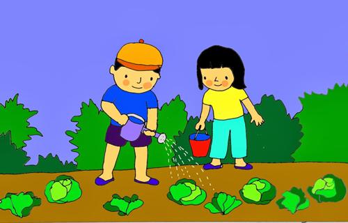Giáo án mầm non Đề tài Thực vật | Lớp Chồi_trang0
