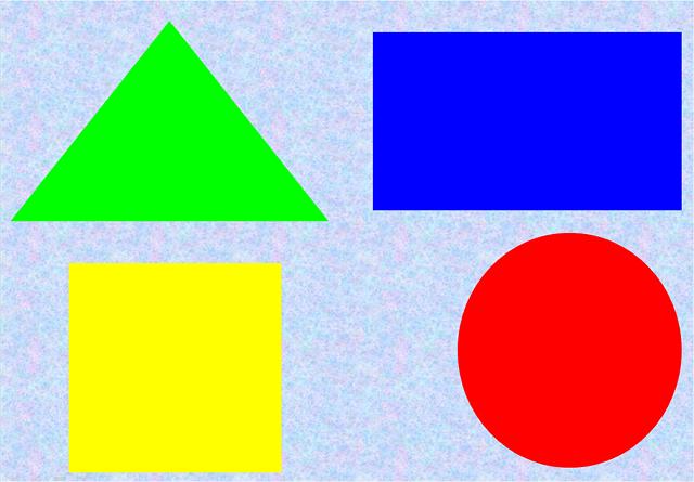 Giáo án mầm non Tạo thành nhóm đồ vật   Ôn hình vuông, hình chữ nhật_trang0