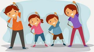 Giáo án thể dục buổi sáng mầm non mới | Giáo án điện tử 4-5 tuổi