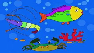 Giáo án điện tử mầm non một số con vật sống ở dưới nước