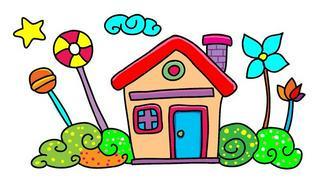 Giáo án mầm non đề tài vẽ ngôi nhà của bé