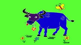 Giáo án mầm non đề tài khám phá con trâu con bò