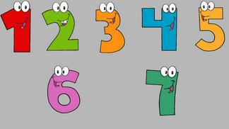 Giáo án mầm non đề tài đếm đến 7 nhận biết chữ số 7